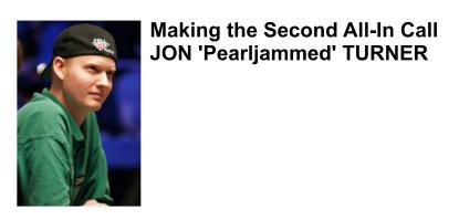 Jon Pearljammed Turner professional poker player