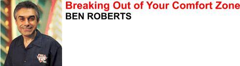 Ben Roberts - poker pro
