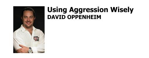 David Oppenheim professional poker player