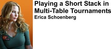Full Tilt Poker pro POKER BABE Erica Schoenberg