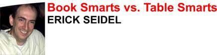 Erick Seidel poker professional