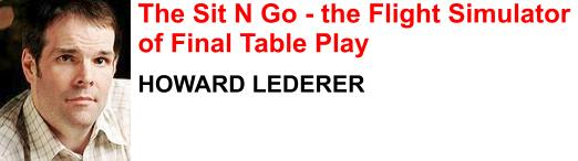 Howard Lederer - top poker pro