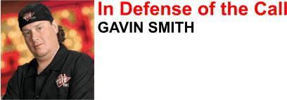 Gavin Smith professional poker player