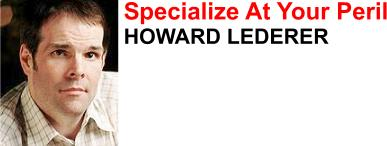 Howard Lederer plays exclusively online at FulltiltPoker.com