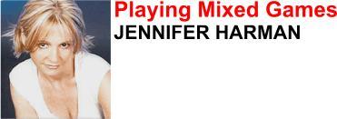Jennifer Harman - poker professional
