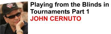 Paul Cernuto - professional poker player