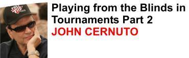John Cernuto Full Tilt Poker Pro