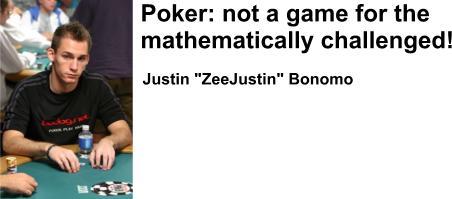 Justin Bonomo professional poker player
