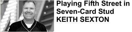 Keith Sexton - poker professional - photo courtesy of FullTiltPoker.com