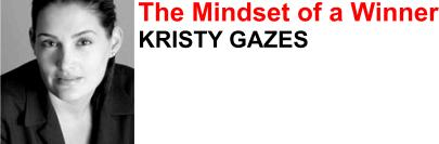 Kristy Gazes - a top female poker pro