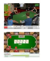 Play poker at Ladbrokes in either 3D format, instant play or download their poker software