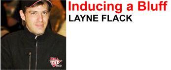 Layne Flack Poker Pro