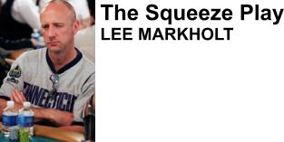 Lee Markholt professional poker player