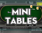 Play multiple tables - up to 12 at once - with betssons new Mini table format