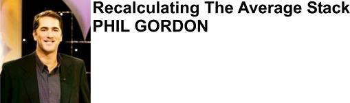 Phil Gordon Full Tilt Poker Pro