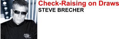 Steve Brecher poker pro