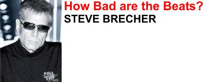 Tips from the pros: Steve Brecher